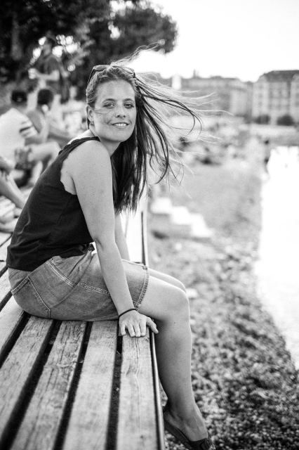 Magali Bican, graphiste et illustratrice à Genève