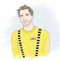 Portrait de Guillaume, apiculteur