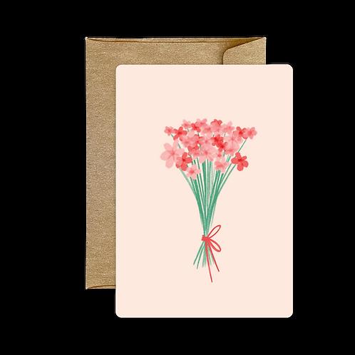 Carte Bouquet 🌿