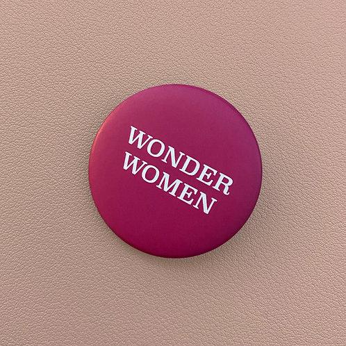 Badge Wonder Women