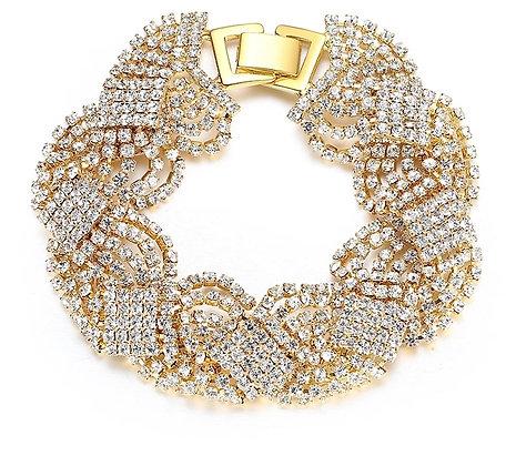 Luxueux bracelet en or
