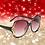 Thumbnail: Lunettes de soleil Dina