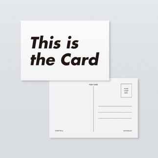 This is the Card