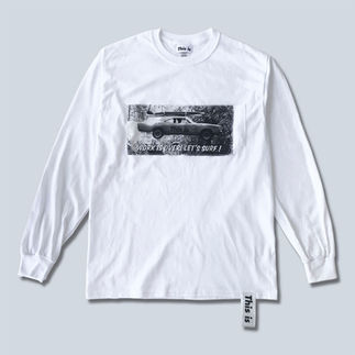 This is the Long Tee[LET'S SURF!]