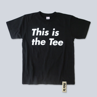 This is the Tee(BK)