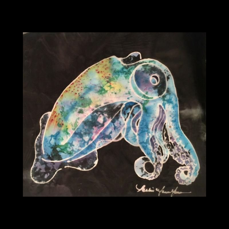Squid Slide (Sold)