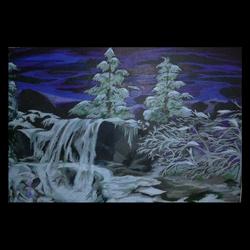 Cold River