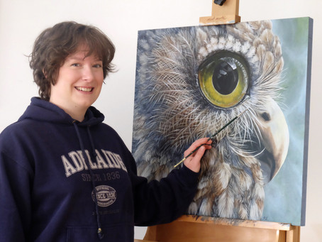 Art masterclass: Bring your paintings to life