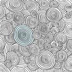 Hand drawn circles