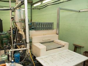 Установка травления печатных плат