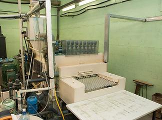 Автоматическая установка аммиачного травления печатных плат