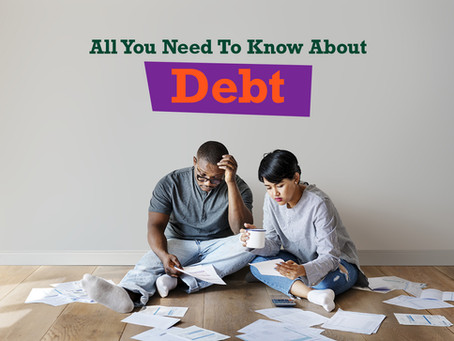 All You Need To Know About Debt