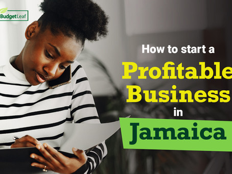 How To Start A Profitable Business In Jamaica