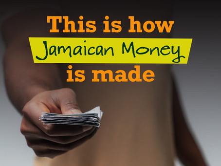 This Is How Jamaican Money Is Made