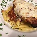 Lunch Chicken Parmesan