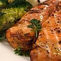 Salmon Kabab