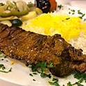 Beef Barg Kabob