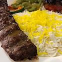 Lunch Beef Koobideh Kabob