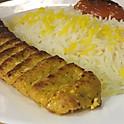 Lunch Chicken Koobideh Kabob