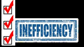 ENEMIES of EFFICIENCY