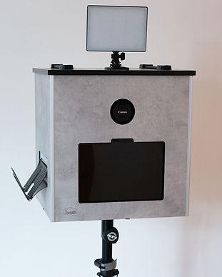 Fotobox Beton