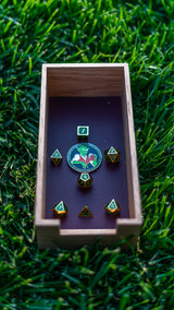 Dice Box with Token