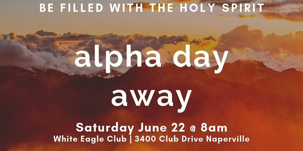 Alpha Day Away Summer Session