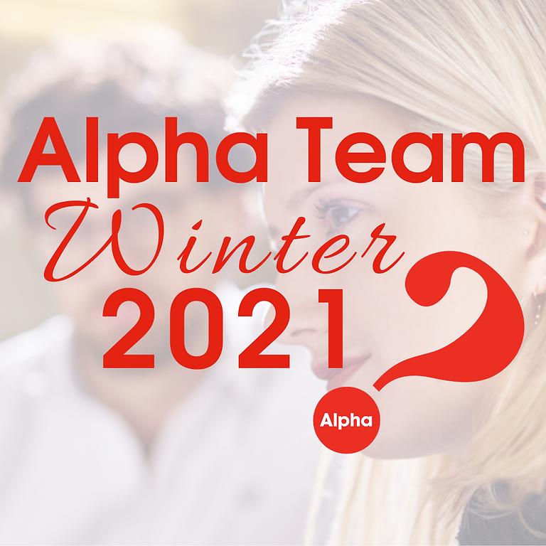 Alpha Virtual Weekly Feedback Form - Winter 2021