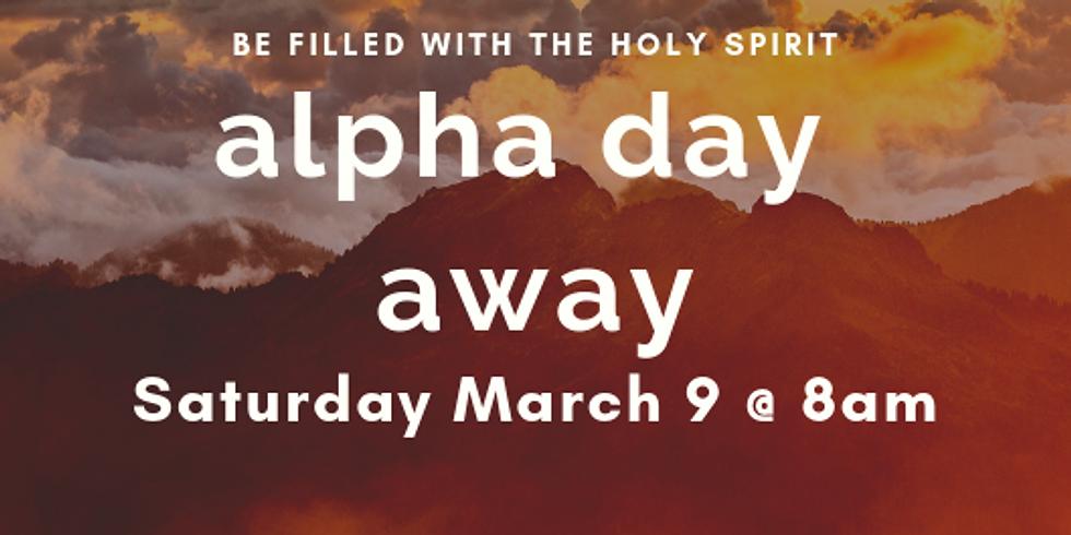 Alpha Day Away
