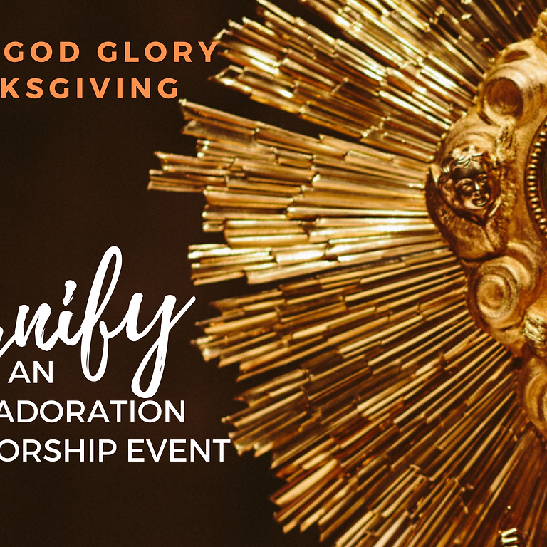 Magnify Wednesday 12/16 @ 7pm