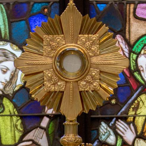 Sunday 12/27th 5:30pm Mass