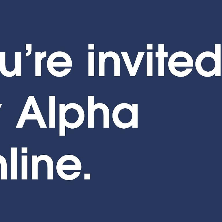 Alpha Online 2021