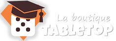 La Boutique tabletop logo