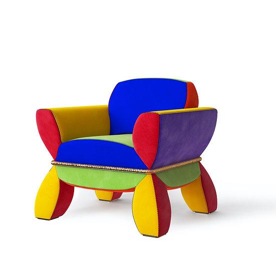 X-Tra Chubby Lounge Chair