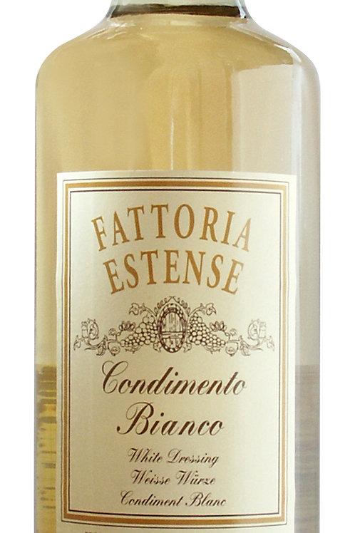 Fattoria Estense White Balsamic Condiment