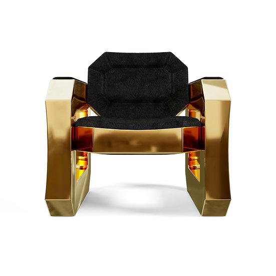 Facet Lounge Chair