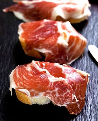 Sliced Iberico Bellota Ham 45g Portion