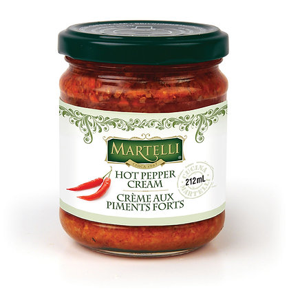Martelli Hot Pepper Cream - 212ml