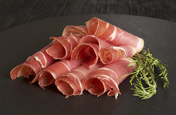 Sliced Canadian Prosciutto 150g Portion