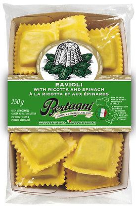 Bertagni Ricotta and Spinach Ravioli - 250g