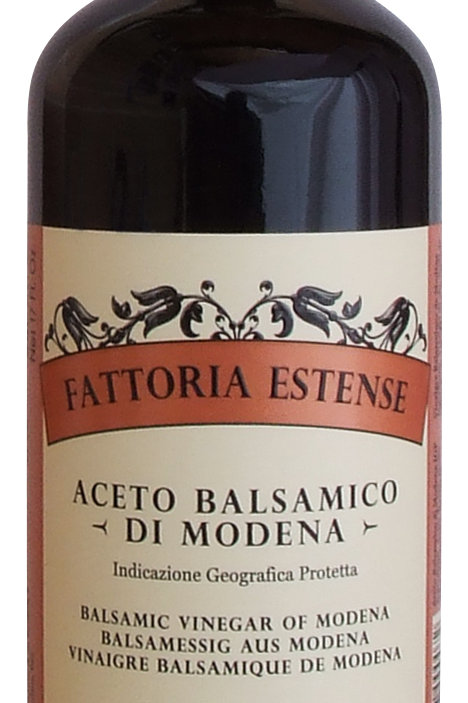 Fattoria Estense Balsamic Vinegar - 6 year