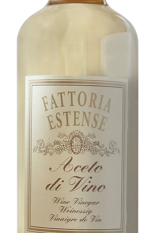 Fattoria Estense White Wine Vinegar
