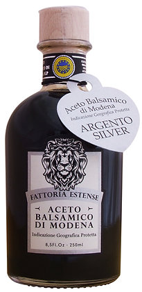 Fattoria Estense Balsamic Vinegar - 10 year Silver 250ml