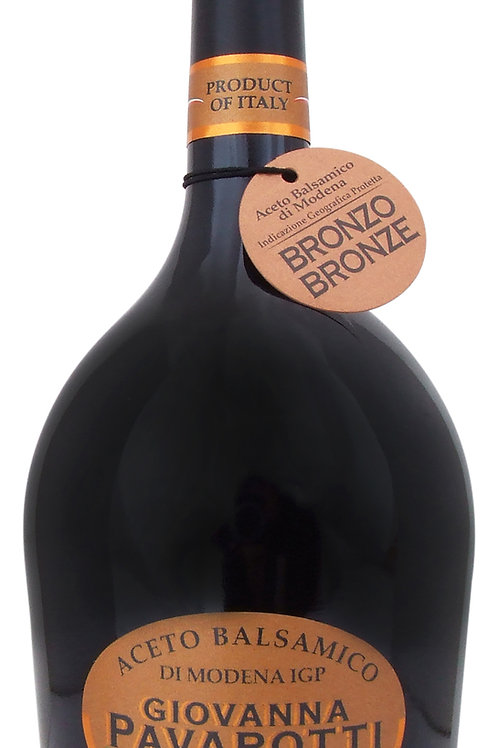 Giovanna Pavarotti Balsamic Vinegar - 8 Year Bronze