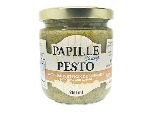 Papille Artichoke and Walnut Pesto