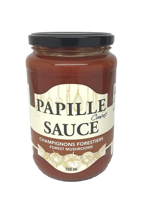 Papille Mushroom Tomato Sauce