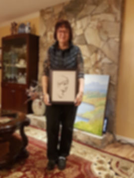 Lorraine Yigit, artist
