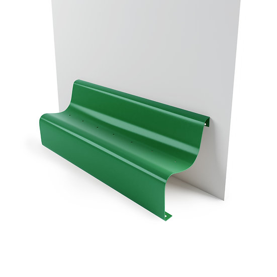 Minimalist Wall Bench