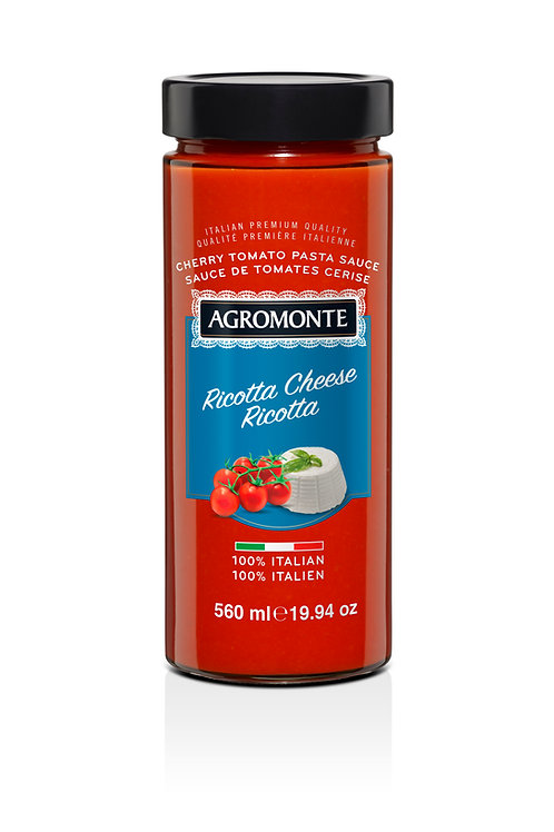 Agromonte Ricotta Cherry Tomato Sauce