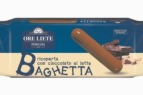 Baghetta Cookie with Chocolate